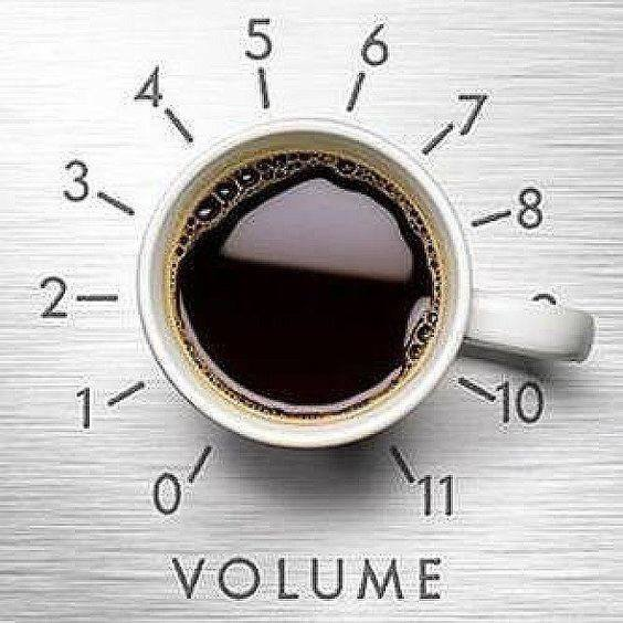 coffeevolume